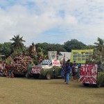 Constitutional Parade Floats