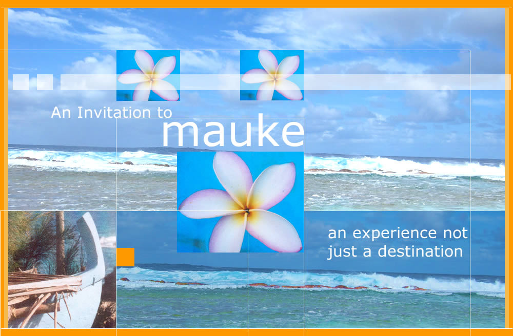 Welcome to Mauke in the Cook Islands South Pacific